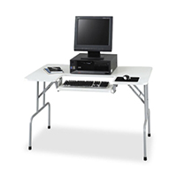 Safco Computer Folding Table