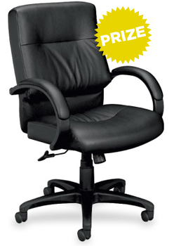 Win This Chair!!!