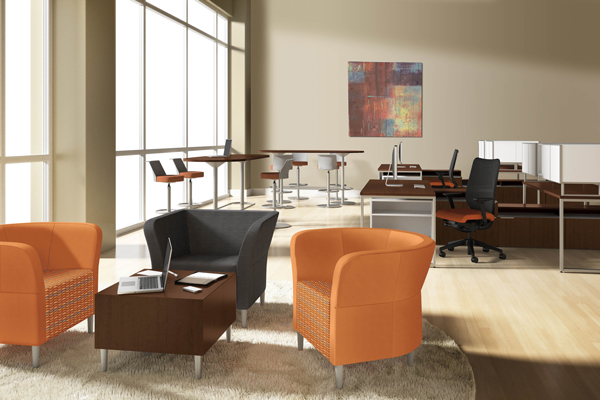 HON Flock Office Furniture
