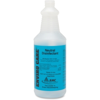 RMC SNAP! Bottle for Enviro Care Neutral Disinfectant